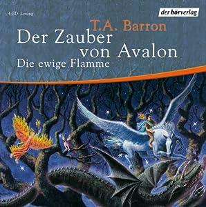 T.A.Barron -  Der Zauber von Avalon