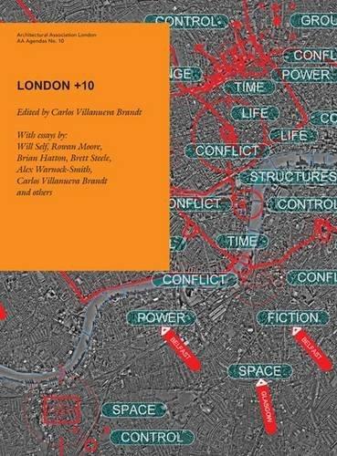 London +10 by Rowan Moore (2010-03-01)