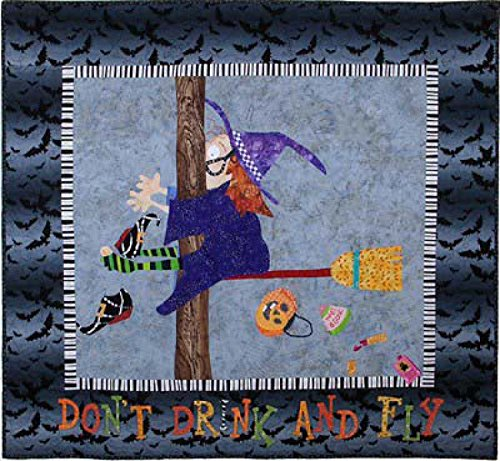 egen Hexe Halloween Quilt Muster Kuchen Essen Grafiken ()