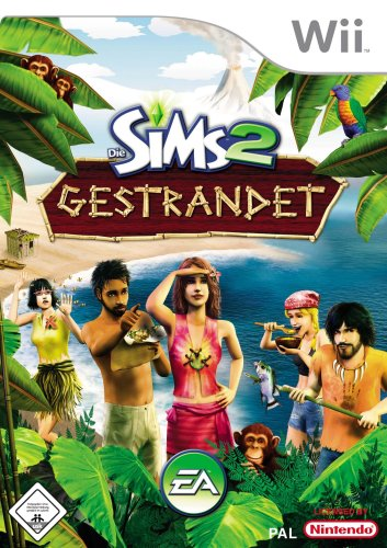 Electronic Arts GmbH Die Sims 2: Gestrandet