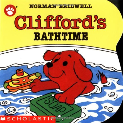 Clifford's Bathtime