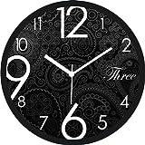 Regent texture Wall Clock