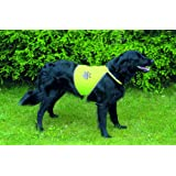 Trixie Reflective Dog Coat Waistcoat S