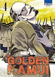 Golden Kamui, tome 4 par Satoru Noda