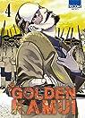 Golden Kamui, tome 4 par Noda