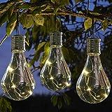 6 Ampoules Solaires Pince Avec Guirlande Lumineuse Intérieure 14cm par Smart Garden