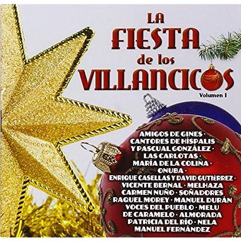 La Fiesta De Los Villancicos Vol. 1   Cd