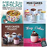 Meals in a Mug [Paperback] and Mug Cakes Collection 4 Books Bundle With Gift Journal - Ready in Five Minutes in the Microwave, 40 speedy cakes to make in a microwave, Chocolate: Ready in Two Minutes in the Microwave!