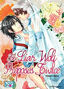 The Liar Wolf Proposes Twice Edition simple One-shot