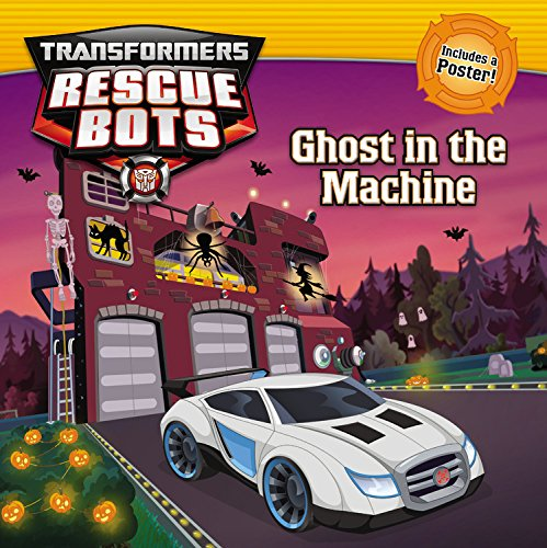 Ghost in the Machine (Transformers Rescue Bots)