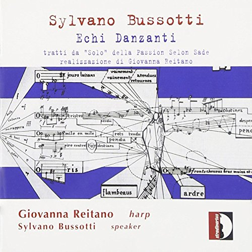 Preisvergleich Produktbild Sylvano Bussotti: Echi Danzati