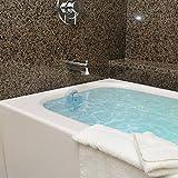 TOPBSET Abflussstopfen Badewanne Überlauf Ablauf Abdeckung Silikon Wasserabsperrbecken Stopper Pool Abdeckung Badewanne Stecker