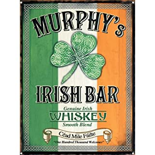 Grindstore Murphy's Irish Bar Blechschild (40x30cm)