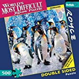 Buffalo Games World's Most Difficult Jigsaw Puzzle Penguins by Buffalo Games