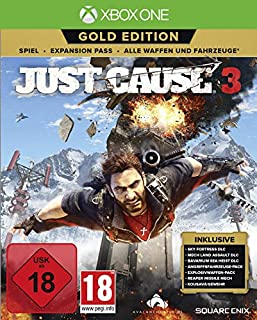 Just Cause 3 Gold Edition (B06X18LBQX) | Amazon price tracker / tracking, Amazon price history charts, Amazon price watches, Amazon price drop alerts