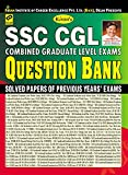 #6: Kiran's SSC CGL Combined Graduate Level Exams Question Bank 1999-2016 (47 Solved Papers of Previous Year Exams) - 1827