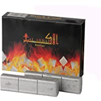Al Akbar Premium Quality,30 Brick Coals For Hookah,Odorless And Smoke Free