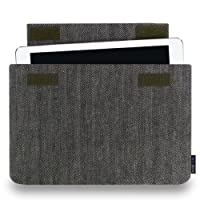 Adore June hat die Hülle speziell für das Apple iPad 9.7, Apple iPad Pro 9.7 und Apple iPad Air 9 7 entworfen, sodass diese Hülle passgenau für das Apple iPad 9.7, Apple iPad Pro 9.7 und Apple iPad Air 9 7 ist. Lieferumfang: Adore June Business Tasch...