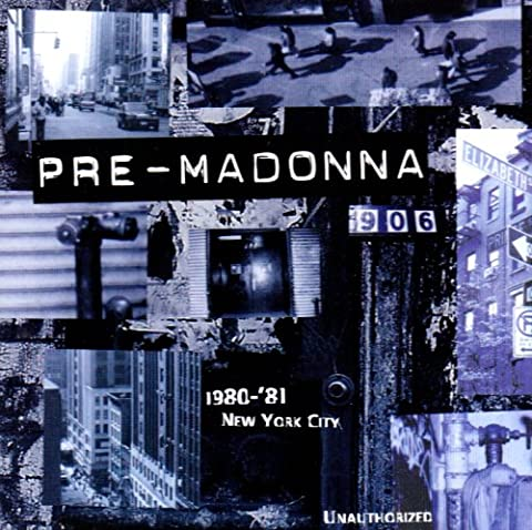 Pre Madonna [Import USA]