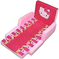Shanti Textile Baby Sofa Cum Bed in A Beautiful Kitty Design