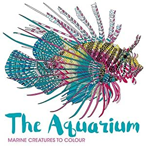The Aquarium (Colouring Books)