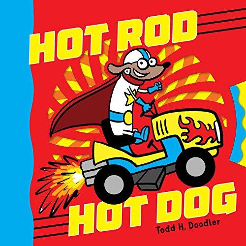 Hot Rod Hot Dog (English Edition) (Hot Wheels-hot-dog-truck)
