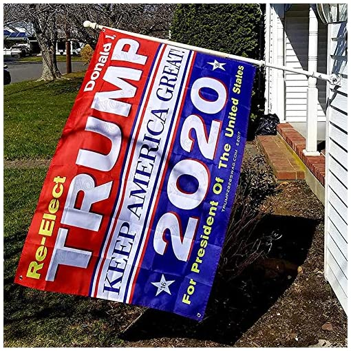 Ouken-Donald-Trump-Flag-fr-Prsidentenkampagne-2020-Halten-Sie-Amerika-Groe-Flagge-3-x-5-Fu-mit-Tllen-Dunkelblau