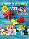 Pâte Fimo : 60 modèles originaux pour des enfants heureux, même quand il pleut ! par Seret