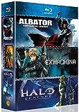 Albator, corsaire de l'espace + Halo Legends + Appleseed Ex Machina...