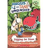 Digging for Dinos: A Branches Book (Haggis and Tank Unleashed #2): A Branches Book