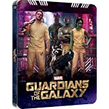 Guardians of the Galaxy (2014) 3D - Zavvi Exclusive Lenticular Steelbook (Blu-ray 3D + Blu-ray) (UK Import ohne dt. Ton) Blu-ray