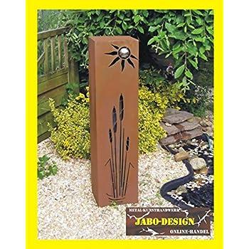 Garten gartendeko rost stecker lieblingsstab for Gartendeko rost stecker