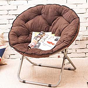 moon chair portable chair with adjustable folding chair adult sun loungers lazy chair radar. Black Bedroom Furniture Sets. Home Design Ideas
