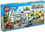 LEGO City 60132 - Set Costruzioni Stazione di Servizio
