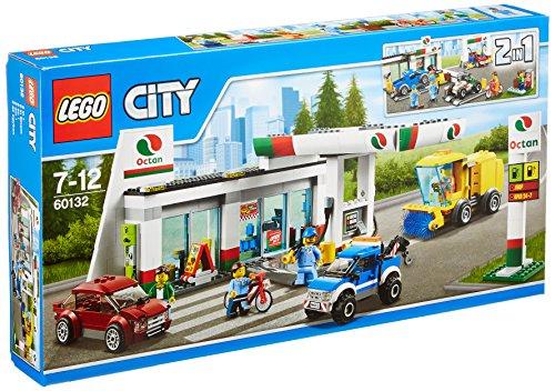 duplo waschanlage LEGO City 60132 - Tankstelle