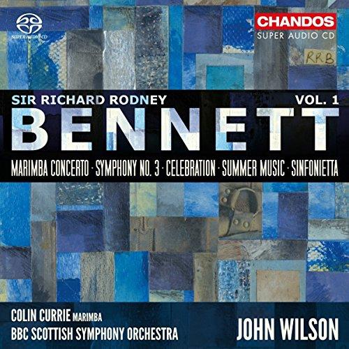 Bennett: Orchesterwerke Vol. 1