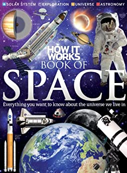 How it Works Book of Space by [Publishing, Imagine]