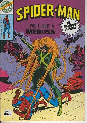 Comics Bruguera: Spiderman numero 45