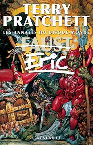Éric: Les Annales du Disque-monde, T9