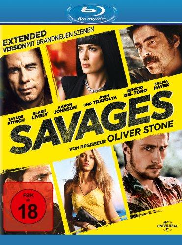 Bild von Savages - Extended Version [Blu-ray]