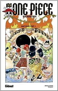 One Piece Edition originale Davy back fight !!