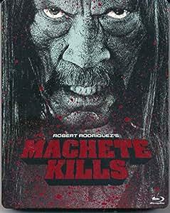 Machete Kills: (Exklusiv limitierte Steelbook Edition) [Blu-ray]