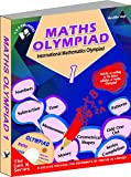International Maths Olympiad - Class 1  with CD: Theories with Examples, Mcqs and Solutions, Previous Questions, Model Test Papers