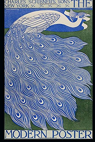 Journal: Vintage 1895 Peacock Poster: 140 Page 6