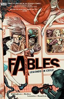Fables Vol. 1: Legends in Exile par [Willingham, Bill]