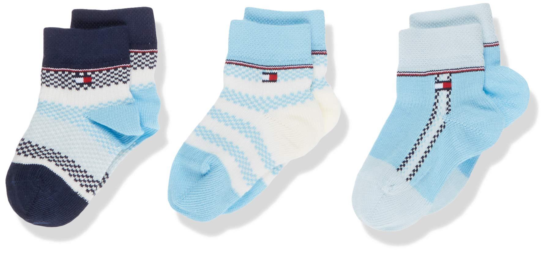 Tommy Hilfiger Calcetines (Pack de 3) para Bebés 1