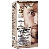 Renee Blanche Coloración para barba y bigote, color castaño ...