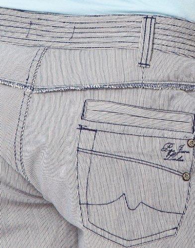 PEPE JEANS - Damen Shorts DANA Z63 Blau