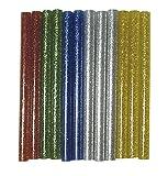 Rayher Glitter Sticks de Colle pour Pistolet heißklebe, Mélangé, 10cm, SB