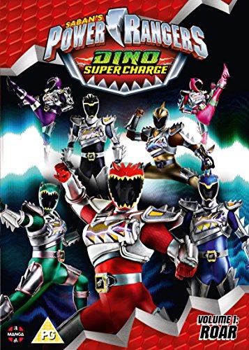 Power Rangers: Dino Super Charge Vol 1 - Roar (Episodes 1-10) [2 DVDs] [UK Import] Preisvergleich
